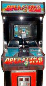 Operation Bear the Arcade Video Game PCB