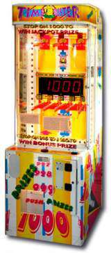 Time Buster 1000 the  Redemption Game