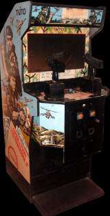 Operation Thunderbolt the Arcade Video game