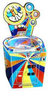 Spin Ball the  Redemption Game