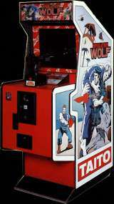 Operation Wolf the  Arcade Video Game