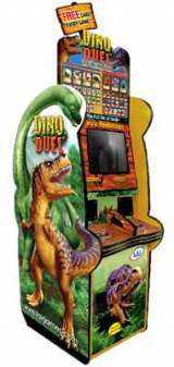 Dino Duel the Arcade Video Game