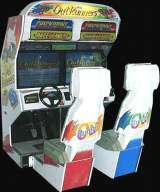 Out Runners the Arcade Video Game