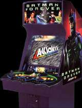 Batman Forever the Sega ST-V Cart.