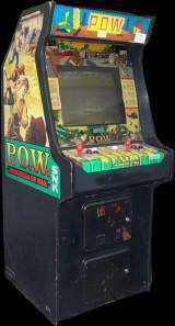 P.O.W. - Prisoners of War the  Arcade Video Game PCB