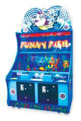 Funny Fish the  Redemption Game