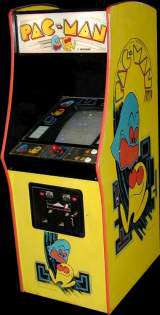 Pac-Man [Upright model] [No. 932] the  Arcade Video Game