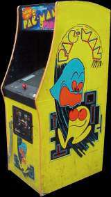 Pac-Man Plus [No. 0338] the  Arcade Video Game