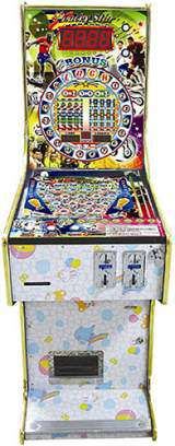 Lucky Star the  Pinball