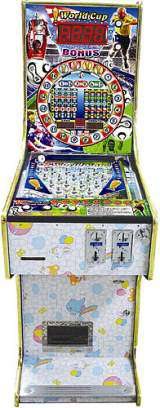 World Cup the  Pinball