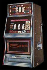Seeburg Stars & Bars [5-Line Pay] the  Slot Machine