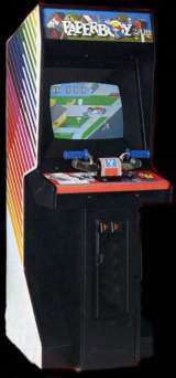 Paperboy Arcade Video Game