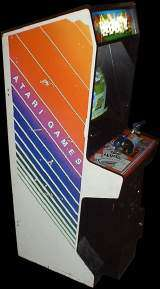 Paperboy the Arcade Video Game PCB