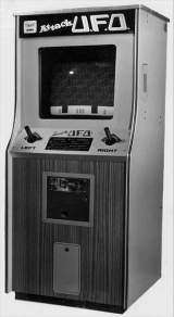 Attack U.F.O. the  Arcade Video Game
