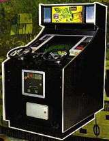 Speed Race Twin the  Arcade Video Game