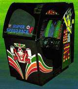 Super Speed Race GP V the  Arcade Video Game PCB