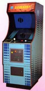 Warp-1 the Arcade Video Game
