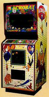 Acrobat the  Arcade Video Game