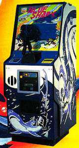 Blue Shark Arcade Video Game By Taito 1978