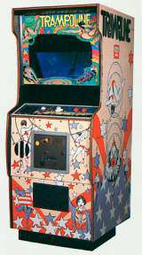 Trampoline the  Arcade Video Game PCB