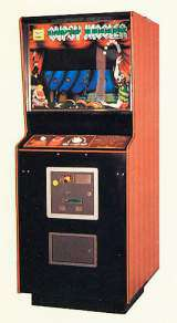 Gypsy Juggler the  Arcade Video Game