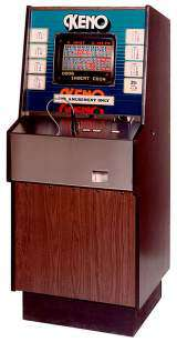 Keno the  Arcade Video Game