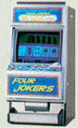 Four Jokers the  Slot Machine