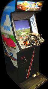 Out Run the Arcade Video game