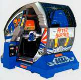 After Burner [W Cradle model] the Arcade Video Game PCB