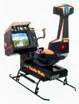 Thunder Blade [Deluxe Sit-Down model] the Arcade Video game