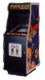 Phoenix the  Arcade Video Game