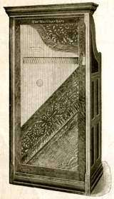 The Wurlitzer Harp [Style A] the Coin-op Musical Instrument