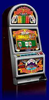 Saloon River Queen the Slot Machine