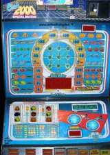 Club 2000 Special Edition [Model 6641] the  Fruit Machine
