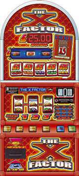 The X Factor the Fruit Machine