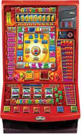 Club Kaleidoscope the  Fruit Machine