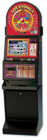 Hot Spinner Xtrem the  Fruit Machine