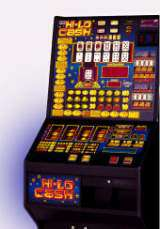 Hi-Lo Cash the Slot Machine