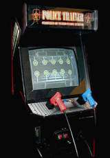 Police Trainer Arcade Video Game