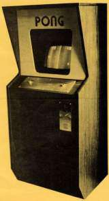Pong the Arcade Video game