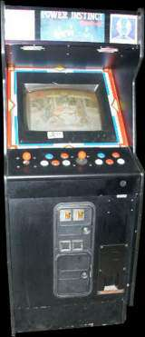 Power Instinct the Arcade Video Game