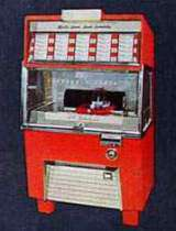 Model F-120 the Coin-op Jukebox