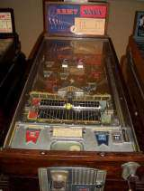 Army and Navy the  Pinball