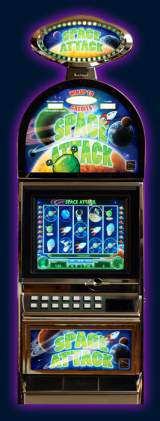 Space Attack the  Slot Machine