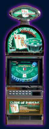 Cards of Fortune Blackjack the Slot Machine