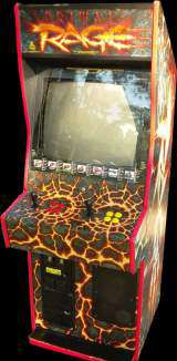 Primal Rage the  Arcade Video Game