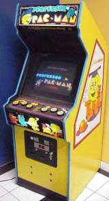 Professor Pac-Man [Model 573] the Arcade Video Game PCB
