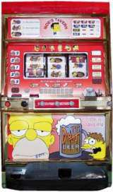 Moe's Tavern the  Slot Machine