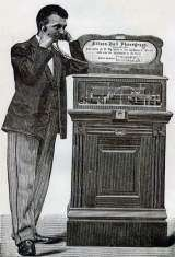 Edison-Bell Phonograph the Coin-op Jukebox