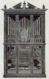 Streichconcert-Orchestrion the  Musical Instrument